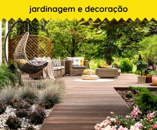 Jardinagem e Decoração Exterior