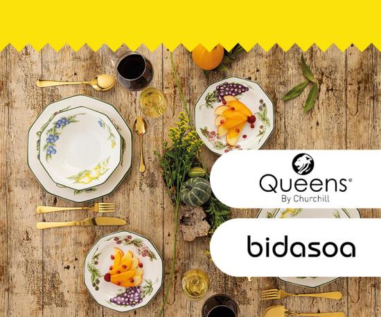 Queen's by Churchill & Bidasoa