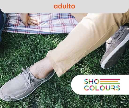 72H Shoe Colours Adulto