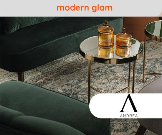 Andrea House-Modern Glam
