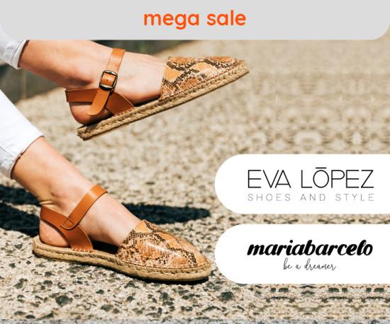 Eva Lopez e Maria Barcelo MEGA SALE