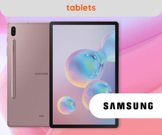Tablets Samsung