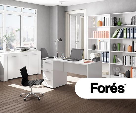 Forés - Mobiliário Escritório