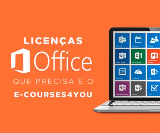 Licenças Office 2016 e 2019!!