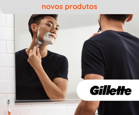 Gillette Novos Produtos