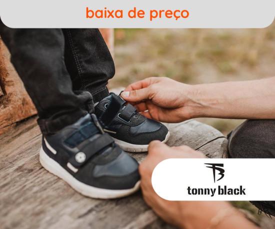 Tonny Black Kids Baixa de Preço