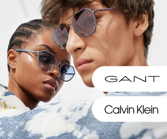 Calvin Klein e Gant