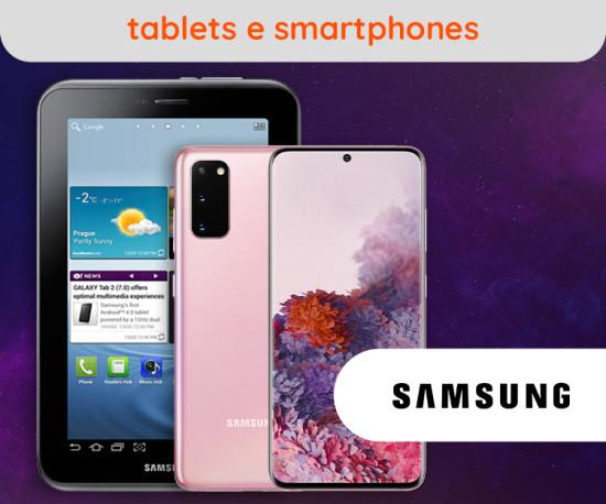 Smartphones & Tablets Samsung