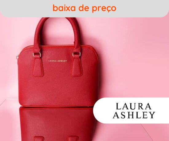 Laura Ashley Bags Baixa de Preço