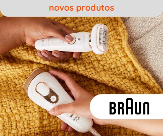 Braun Novos Produtos