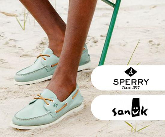 Sperry e Sanuk