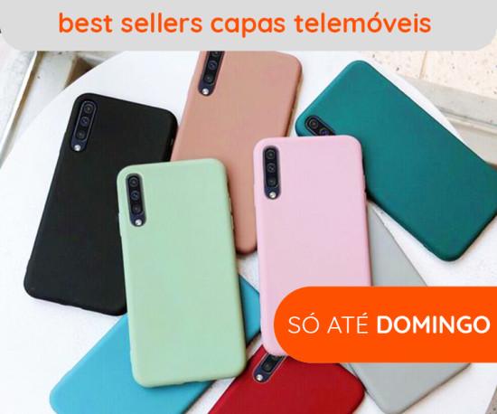 Best Sellers Capas Telemóveis