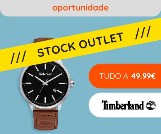 72H Timberland tudo a 49,99€