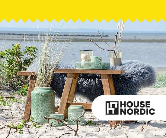 House Nordic - Decoração