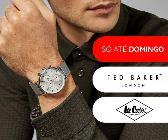 Ted Baker, French Connection e Lee Cooper