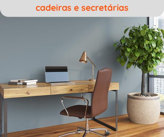 Cadeiras & Secretárias