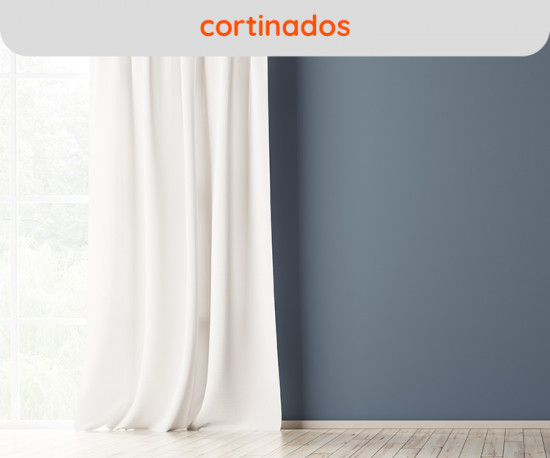 Cortinados - Toque de cor