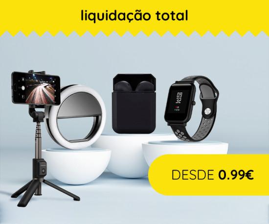 72H Liquidação Total!! Desde 0,99eur