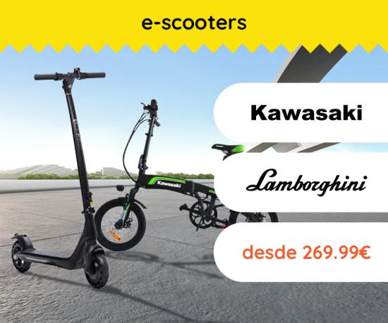 Especial E-Scooters, desde 269.99eur