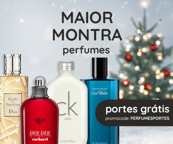 Perfumes MAIOR CAMPANHA