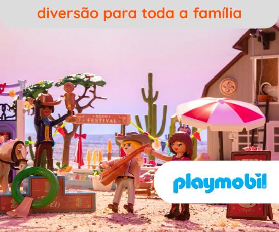 Especial Playmobil