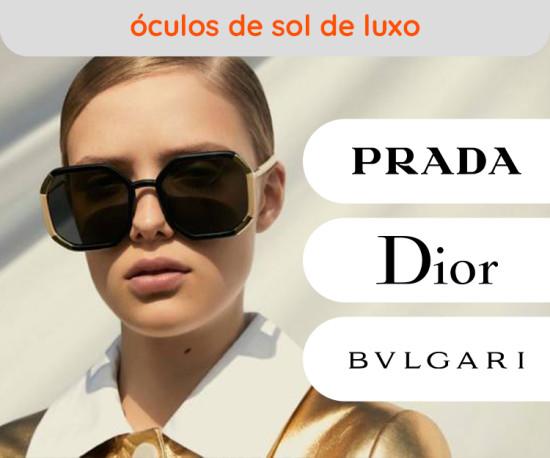 Óculos de Sol de Luxo