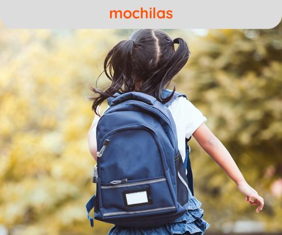Mochilas Regresso às Aulas