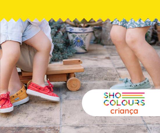 72H Shoe Colours Kids Entrega