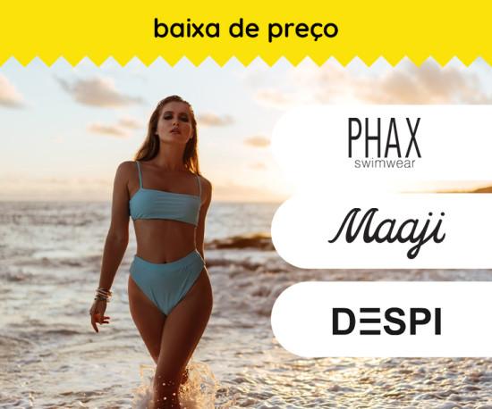 Bikinis e Beachwear Multimarca
