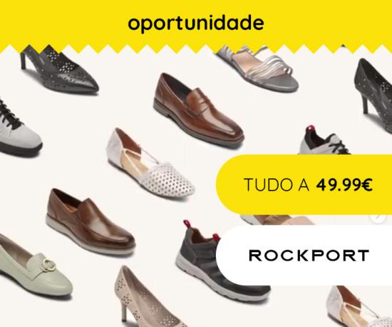 72H Rockport Tudo a 49,99€