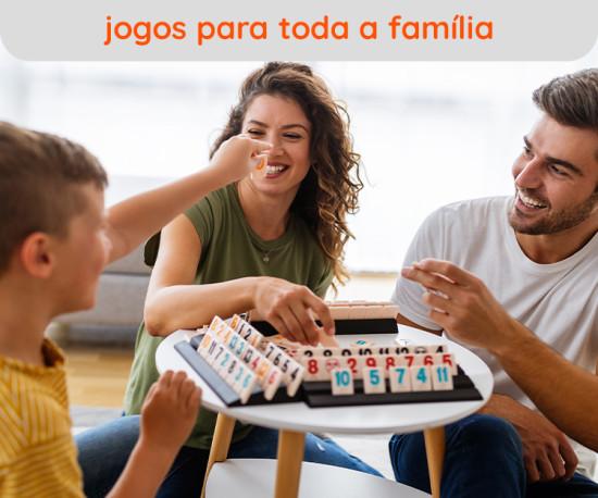 Jogos para toda a Família desde 2,99eur!