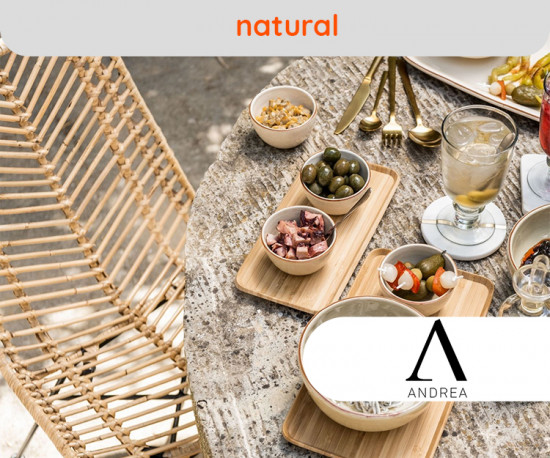 Andrea House - Natural