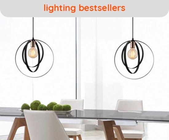 Lighting Bestsellers