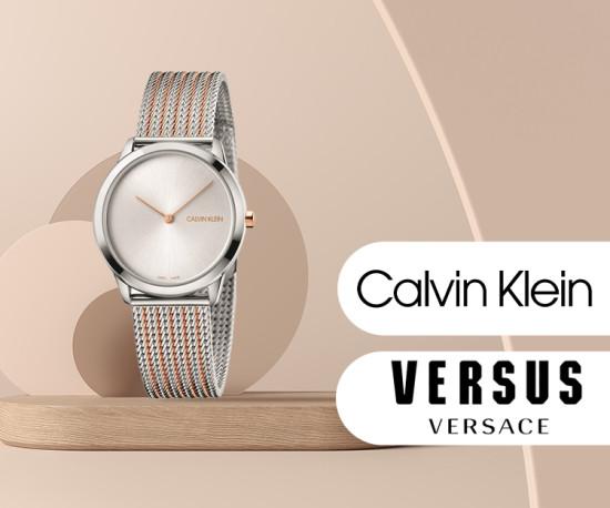 Versus & Calvin Klein