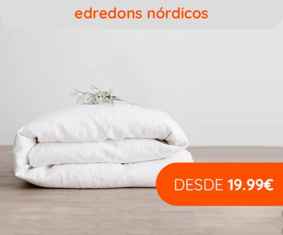 Edredons Nórdicos desde 19,99Eur