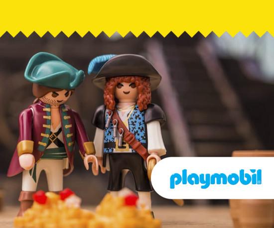 Playmobil nas Férias !