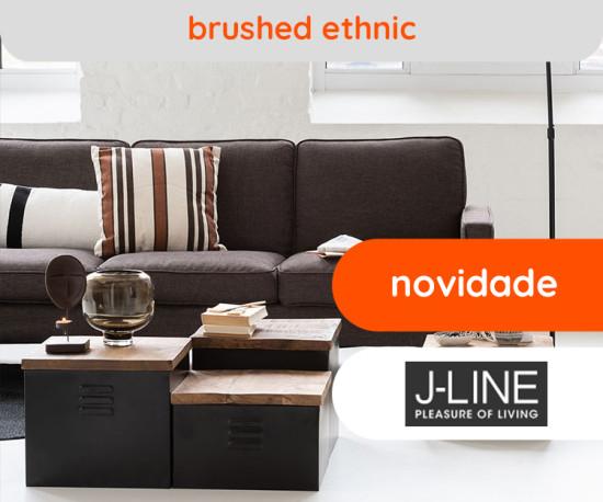 Brushed Ethnic
