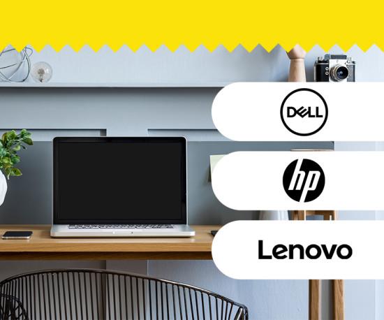 Portáteis Recondicionados! ( HP, Dell e Lenovo)