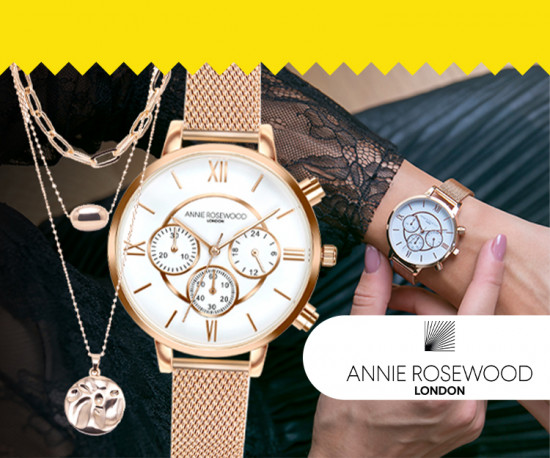 Annie Rosewood Watches&Jewells