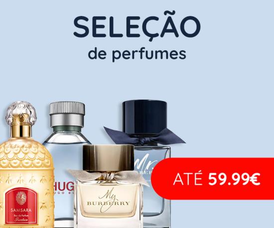 Perfumes até 59,99€