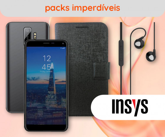 Pack's Imperdivéis Insys
