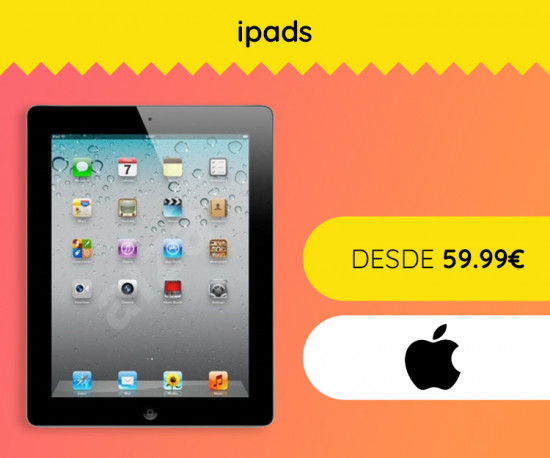 72H Apple Ipads !!