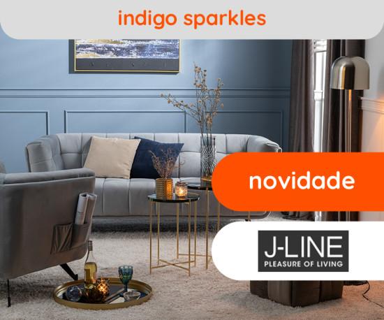 Indigo Sparkles