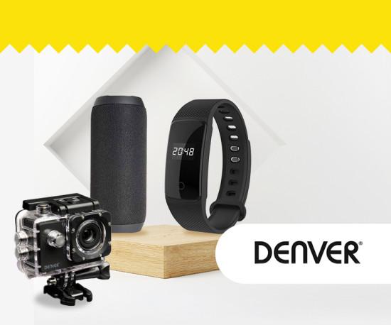 Áudio, Smartwatches, Drones e mais!! ( Denver )