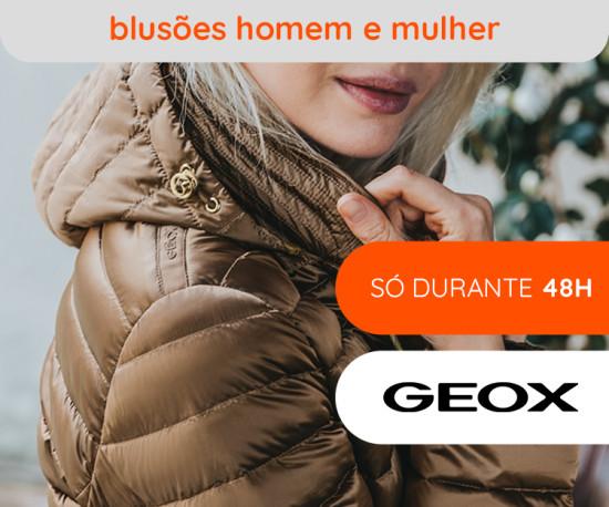 Geox blusões só 48h