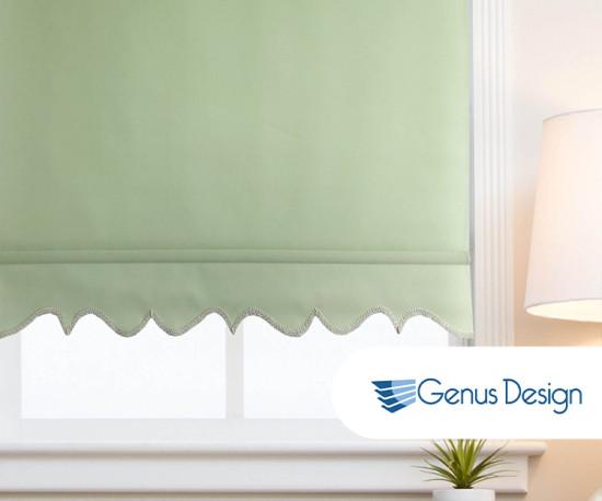 Genus Design Curtain