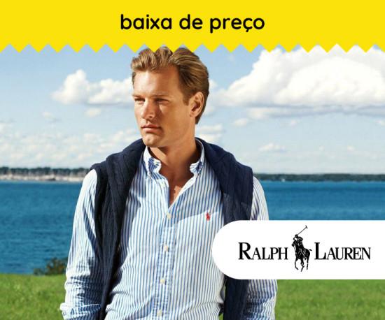 Ralph Lauren preços baixos