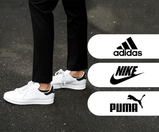 Sneakers Multimarca