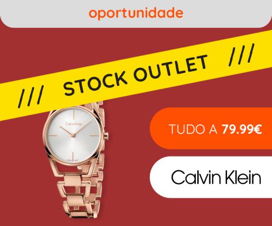 72H Calvin Klein TUDO A 79,99€