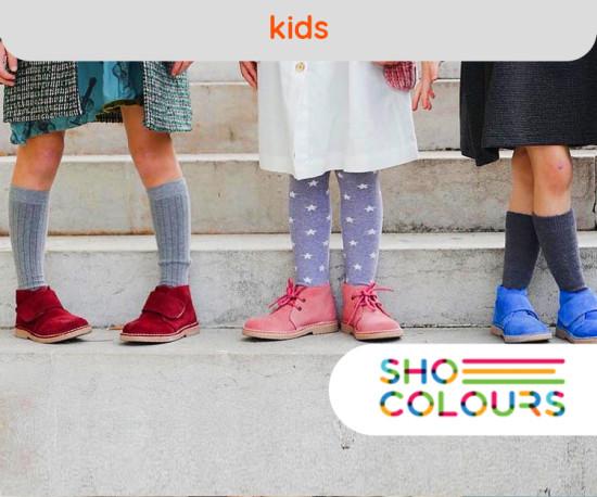 72H Shoe Colours Back To School